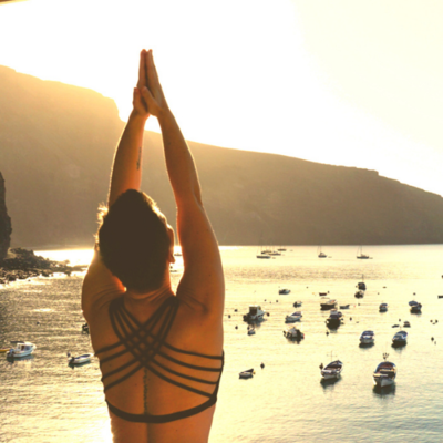 Zugang zu allen ONLINE Yogakursen - UNBEGRENZT bis 28. Februar 2021!