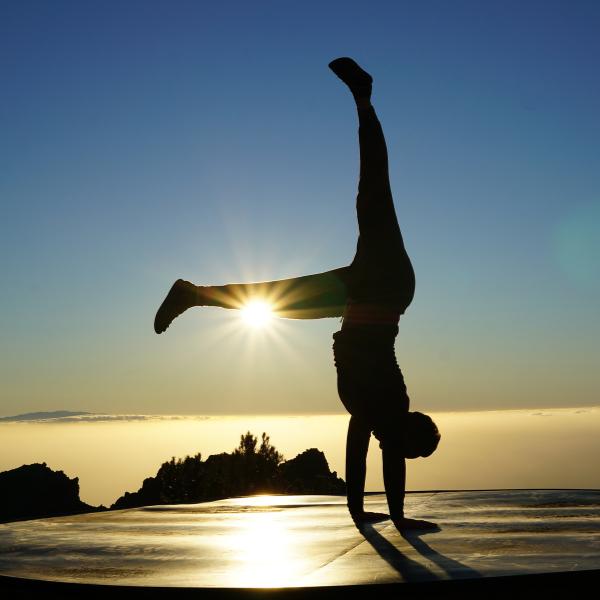 Zugang zu allen ONLINE Yogakursen - UNBEGRENZT bis 31. März 2021!