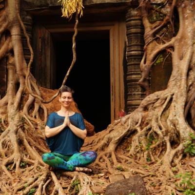 Zugang zu allen ONLINE Yogakursen - UNBEGRENZT bis 31. Juli 2021!