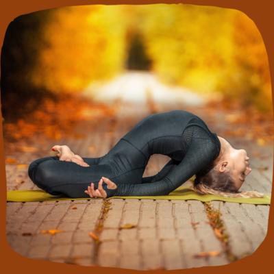 Zugang zu allen ONLINE Yogakursen - UNBEGRENZT bis 30. September 2021!