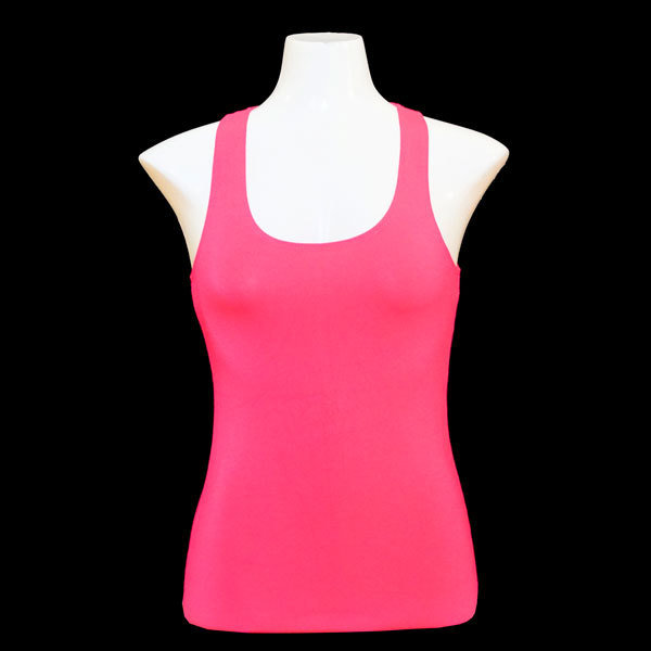 Yoga Tank Shirt - Pink