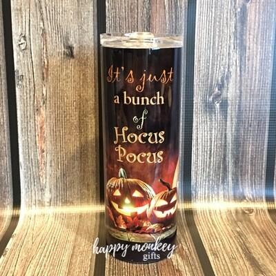 Hocus Pocus Tumbler
