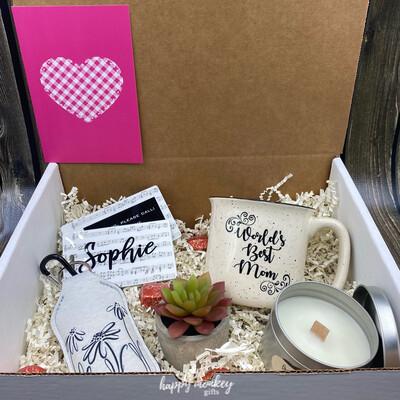 Happy Monkey Gift Box