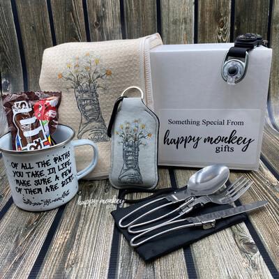 Happy Camper Gift Box