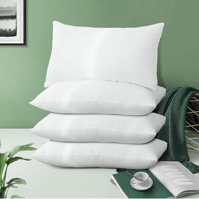 """Lumbar Pillow Insert (12"""" x 20"""" - Fits 12"""" x 20"""" shams)"""