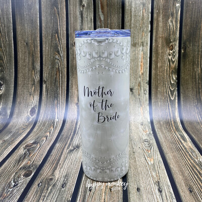 Mother Of The Bride Tumbler