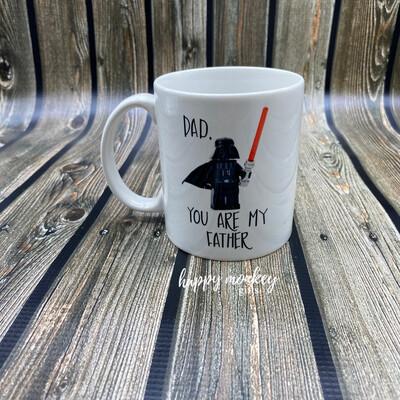 Dad You Are My Father - 11oz Coffee Mug