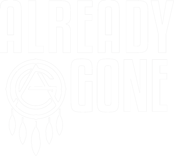 Already Gone's Virtual Merch Table