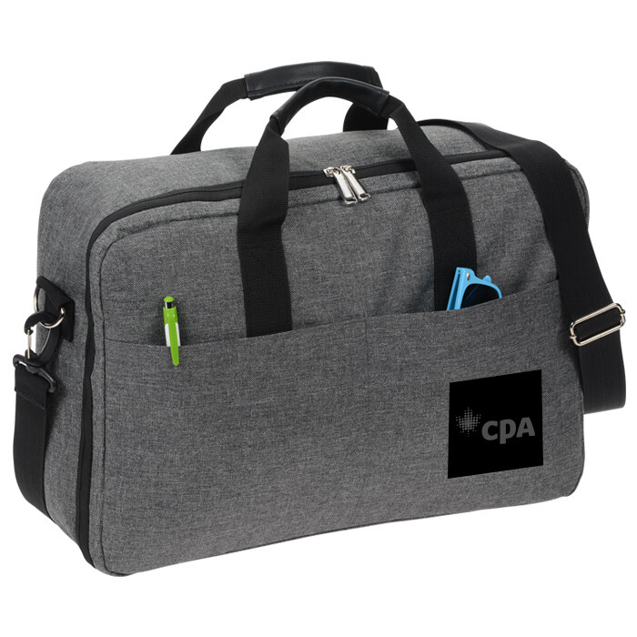 CPA Overnighter/Laptop Bag
