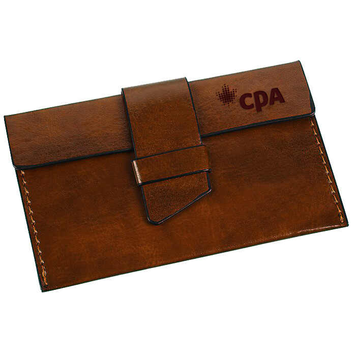 CPA Business Card Wallet