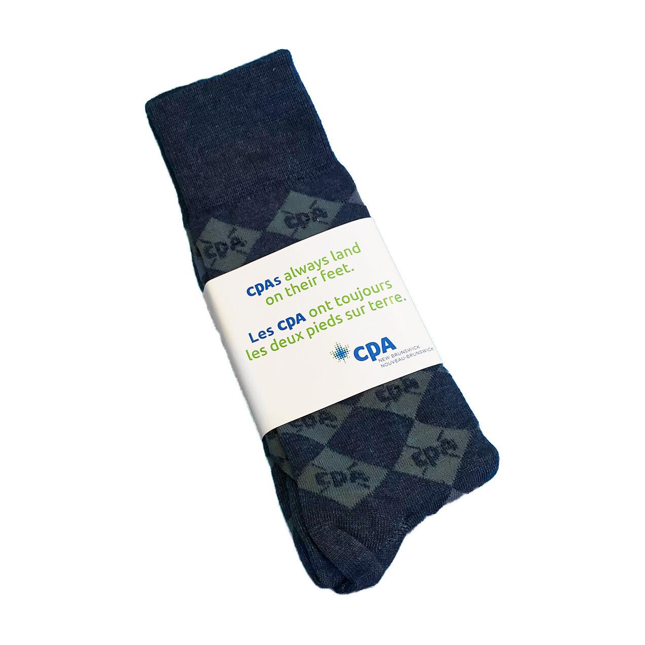 CPA Socks (muted)