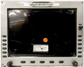 Avidyne Multi-Function Flight Display