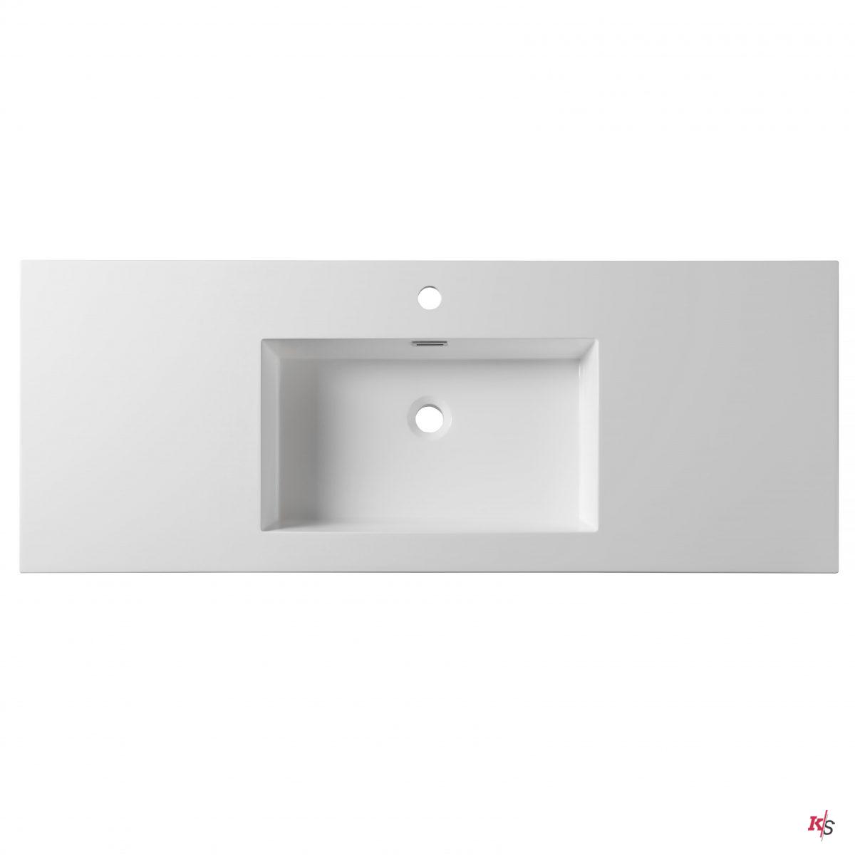 Acrylic Top-Mount Single Basin 48 x 18