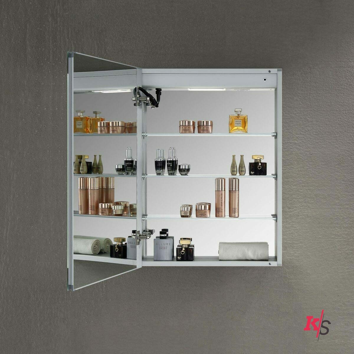 Asta – 24 Inches LED Medicine Cabinet