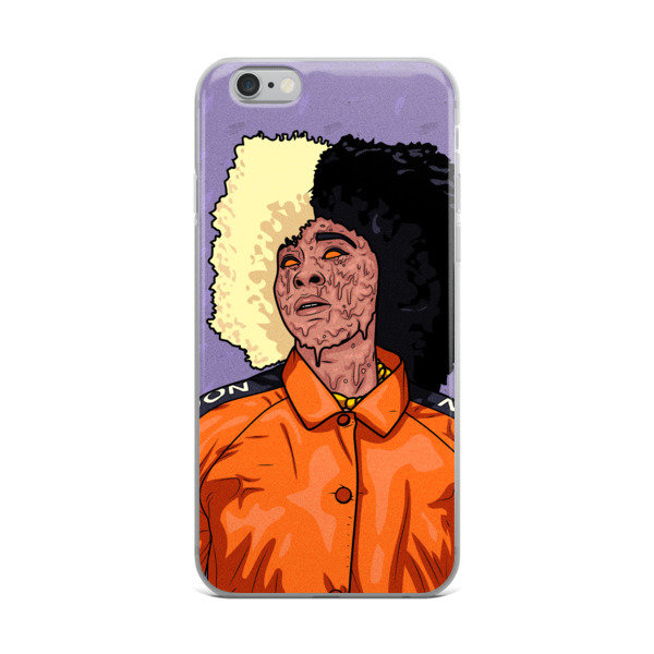 Micki's Drip iPhone Case