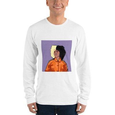 Micki's Drip Long sleeve t-shirt (unisex)