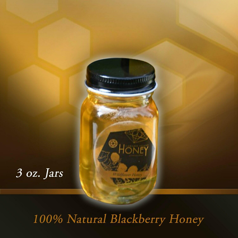 Camano Island Blackberry Honey