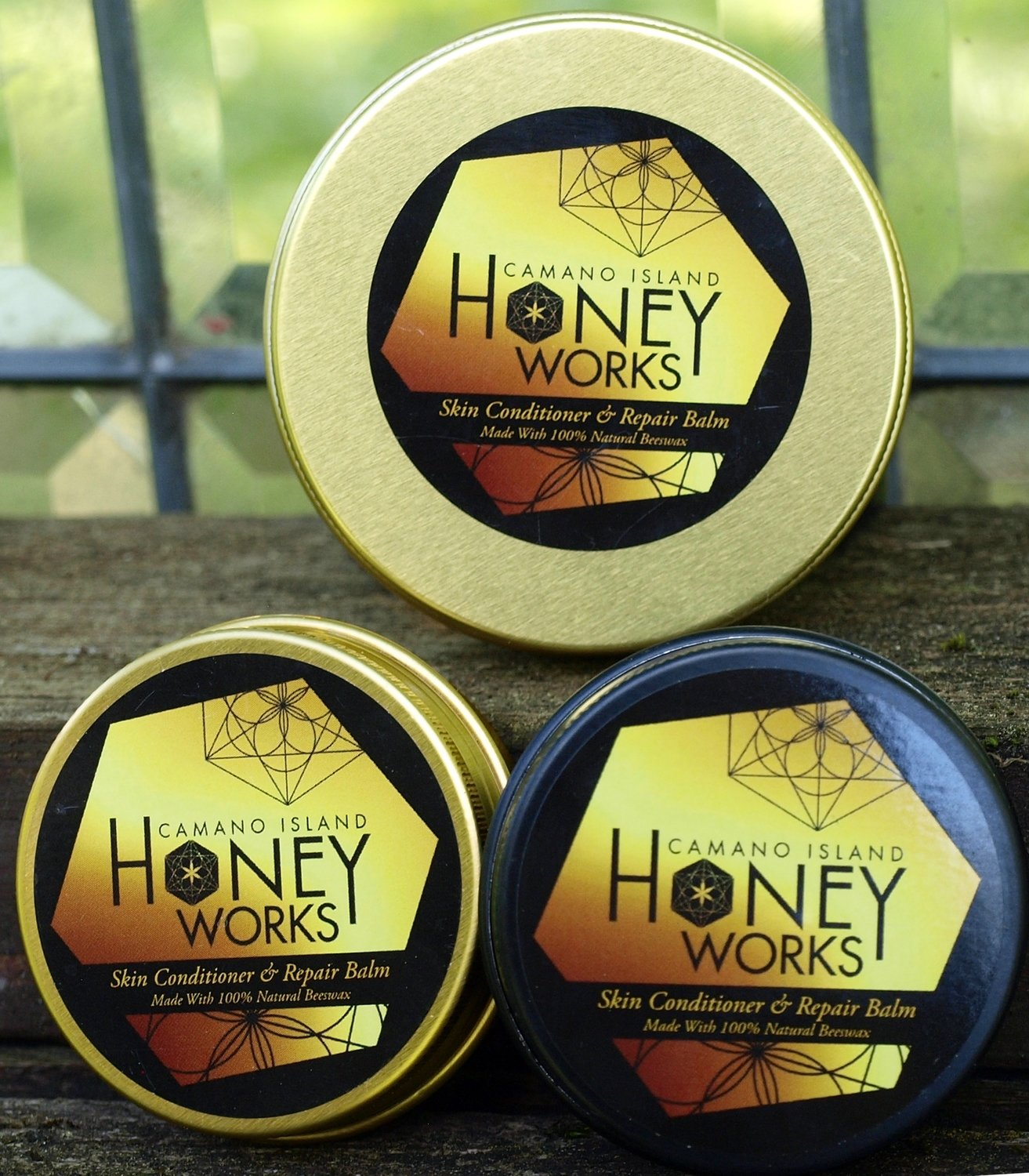 Camano Island HoneyWorks: Infection Fighter Balm for Pets