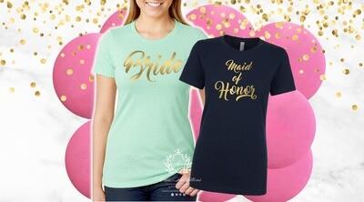 Bachelorette Shirt, Bride Shirts, Brides Babes Tshirt, Bride Squad Shirts, Bridesmaid Shirts, Bridesmaid Proposal, Bridesmaid Gift