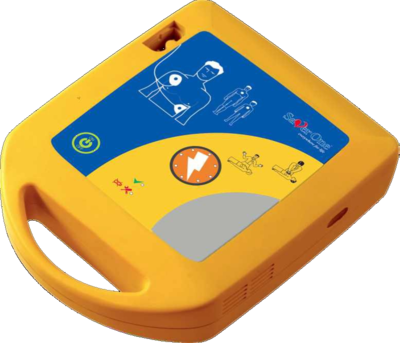 Defibrillatore Saver One
