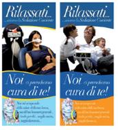 Poster Sedazione Sala D'accoglienza 32 x 70 cm