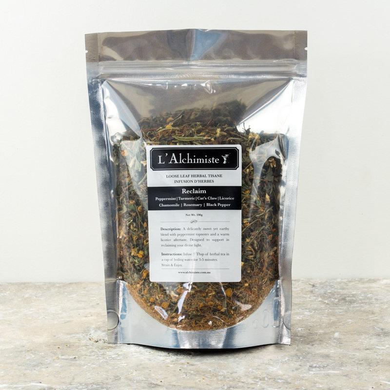Herbal Tea Blend - Reclaim