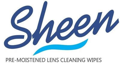 Sheen Lens Cleaning Wipes