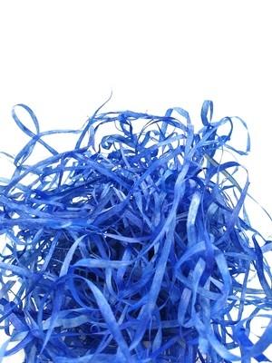 Wood Wool 100g Fine - Royal Blue