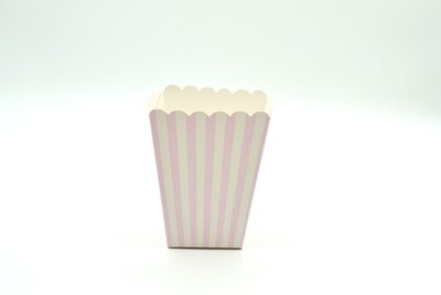 Box Popcorn Mini B/Pink 5 x 5 x 10 cm (each)