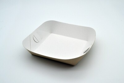 Box Open Meal Tray Super Mini (Qty 50)