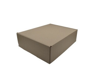 Box Corrugated Bulk Box 12 Muffin Kraft (ea)