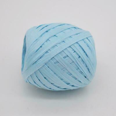 Raffia Paper 20m Blue