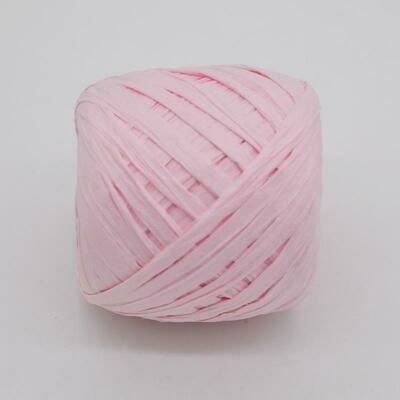 Raffia Paper 20m Pink