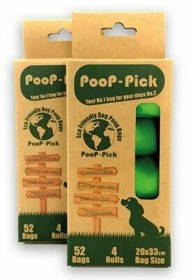Eco-Friendly Dog Poop Bags