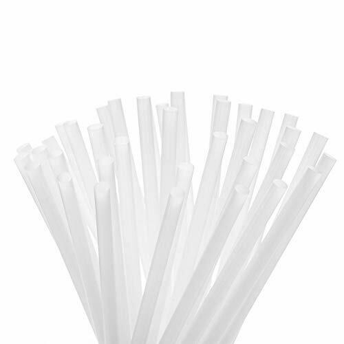 Bio Straws 6mm - Natural Wrapped (Qty100)
