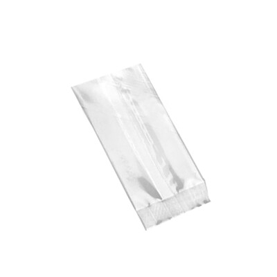 Biodegradable Film Bags Large Long 130x350x80mm (Qty100)
