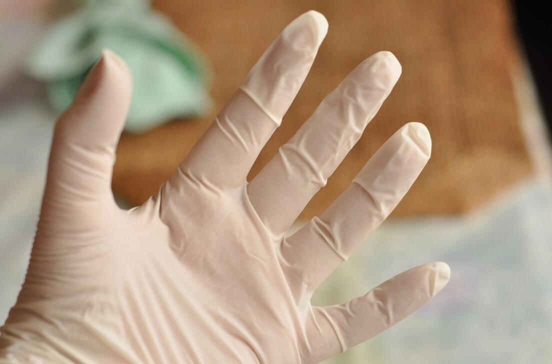 Gloves Nitrile Powder Free - Small (100)