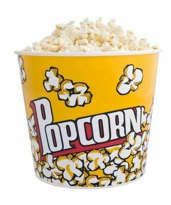 Popcorn Boxes 85oz - 2.5 litres (ea)