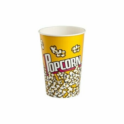 Popcorn Boxes 32oz - 1 litre (each)