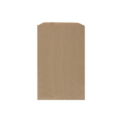 Paper Bags Kraft Size 4 - 200x310mm (Qty 100)