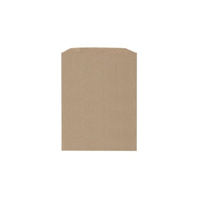 Paper Bags Kraft Size 3 - 200x260mm (Qty 100)
