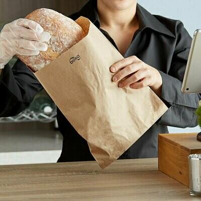 Paper Bags Kraft Size 6 - 240x360mm (Qty 100)