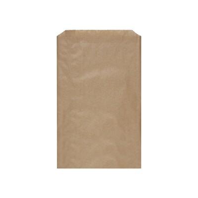 Paper Bags Kraft Size 8 - 265x405mm (Qty 100)