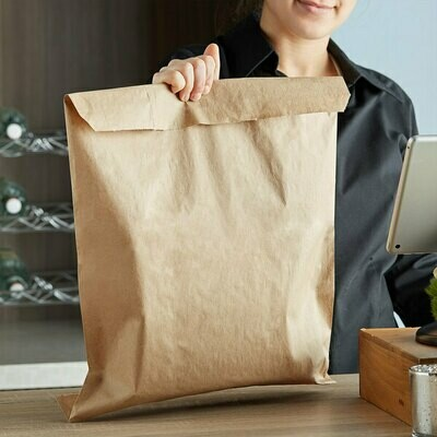Paper Bags Kraft Size 14 - 340x470mm (Qty 100)