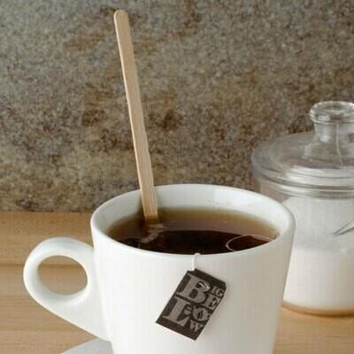Cutlery Wooden Coffee Stirrers 178mm x 6mm (Qty 1000)