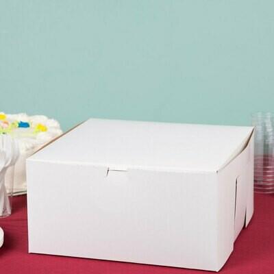 Cake Box 12 x 12 x 6