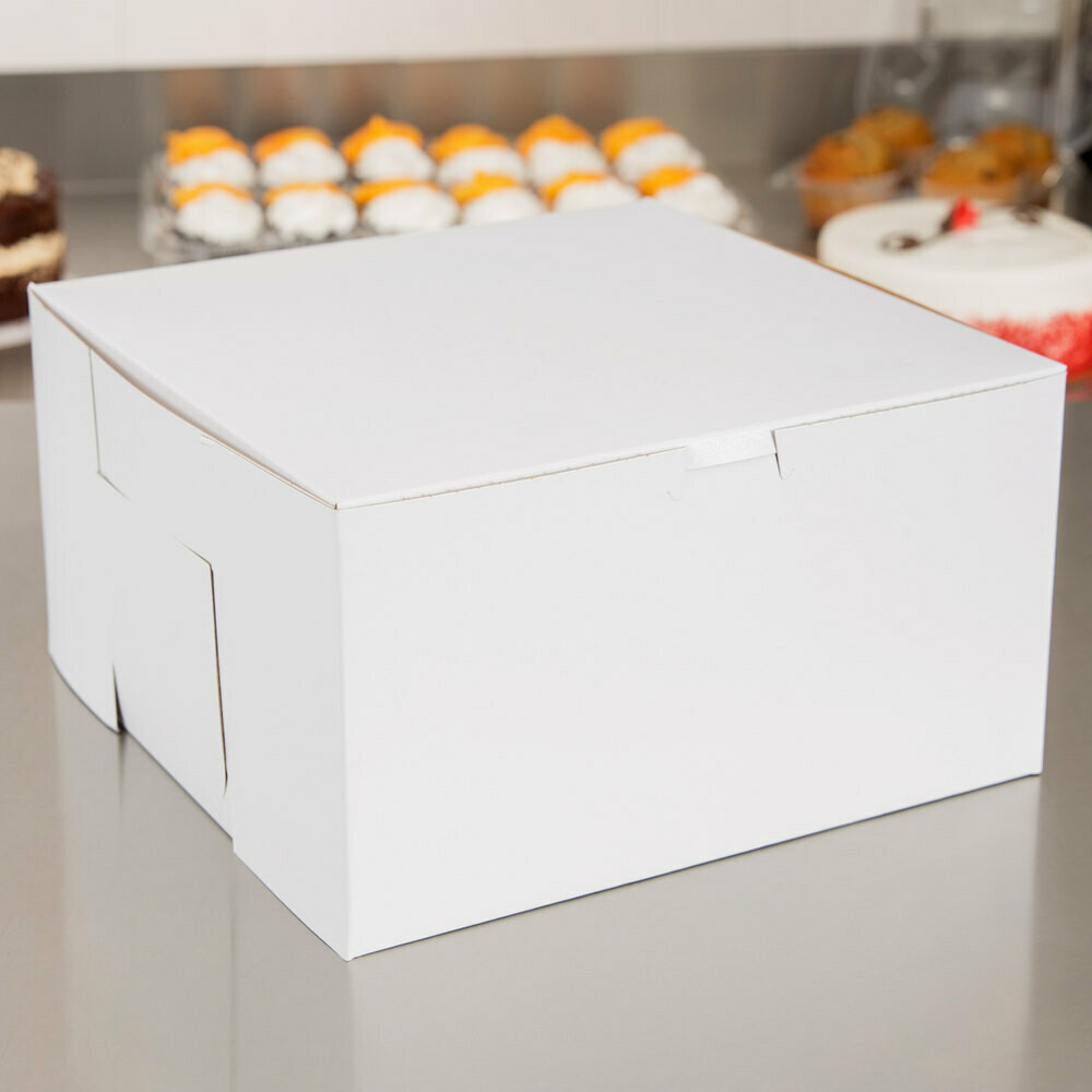 Cake Box 10 x 10 x 4