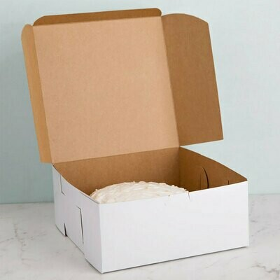 Cake Box 9 x 9 x 4