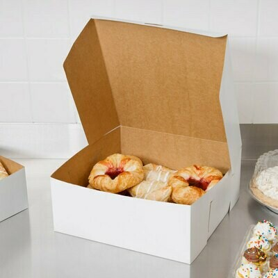 Cake Box 8 x 8 x 4