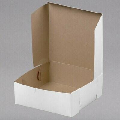 Cake Box 8 x 8 x 3